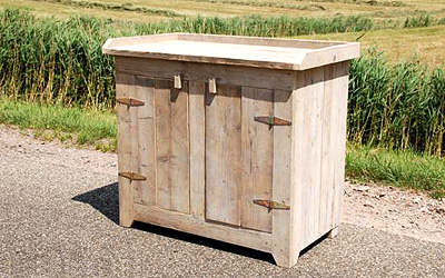 My First Baby: de commode
