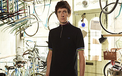 Bradley Wiggins Cycling Shirt